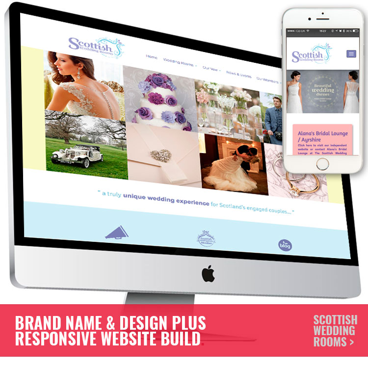 Mobile responsive website design glasgow